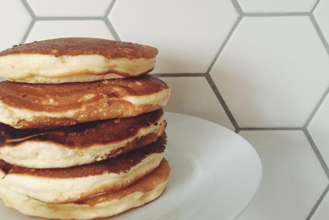 Die perfekten Pancakes, easy Rezept