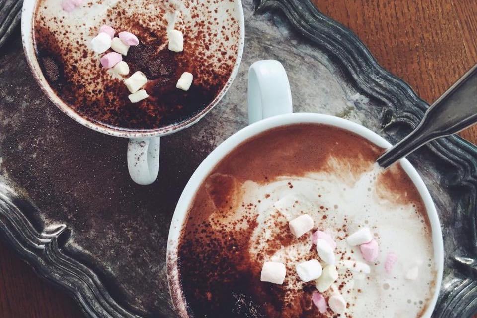 Hausgemachte heisse Schokolade - Rezept von boumbelle