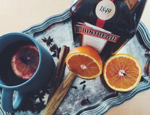 Rezept Glühwein mit Cointreau