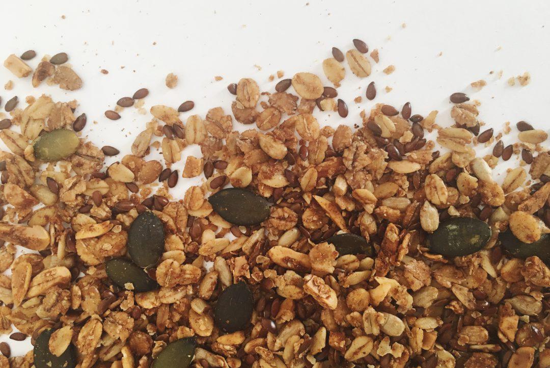 Hausgemachtes Granola von boumbelle
