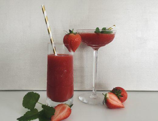 Frosé - der eiskalte Sommerdrink mit Rosé