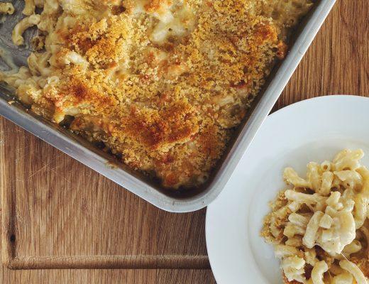 Mac'n'Cheese - Soulfood für graue Tage