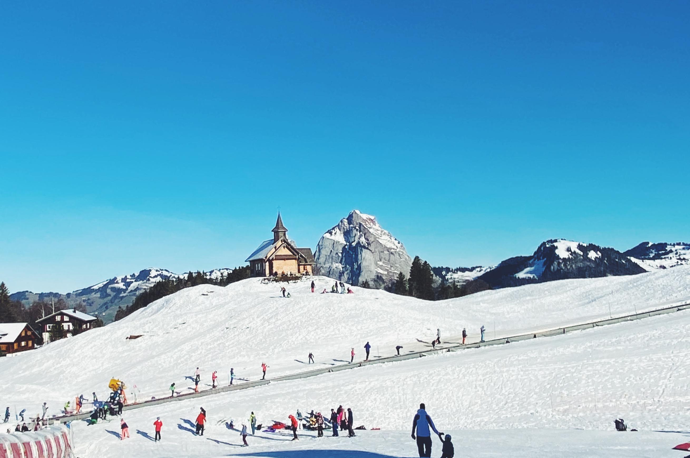 Skifahren mit Kindern - Tipps & Tricks