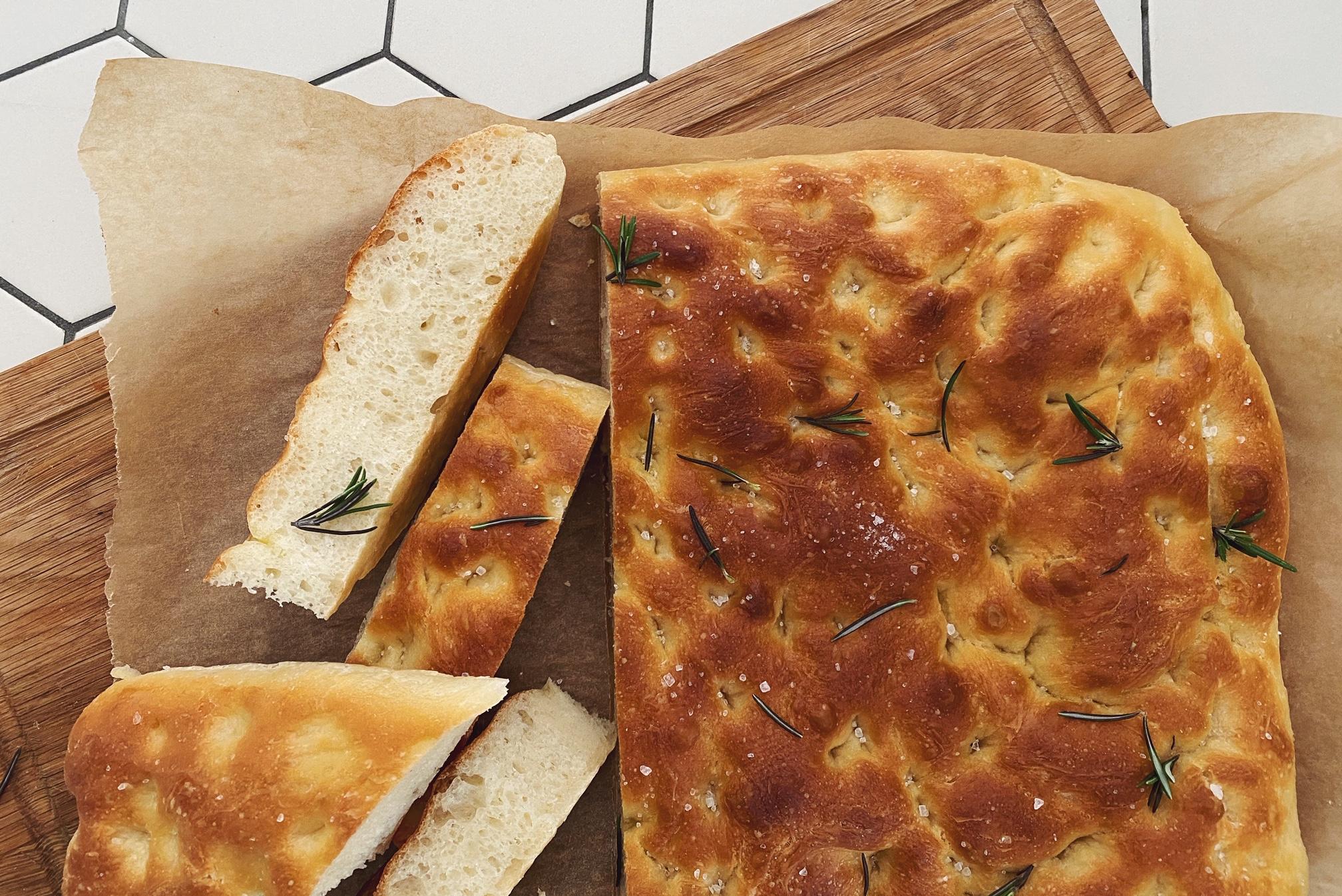 Köstliche Focaccia - mein wandelbares Grundrezept