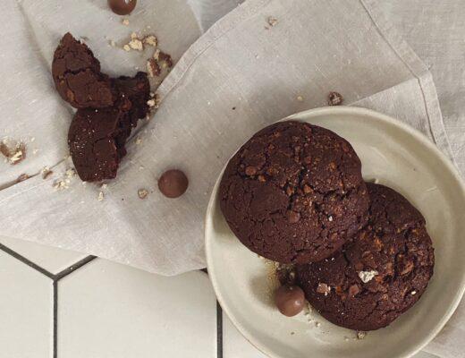 Ovomaltine Cookies - crunchy und soft