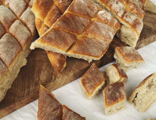 Herrlcihes Fondue-Brot von boumbelle