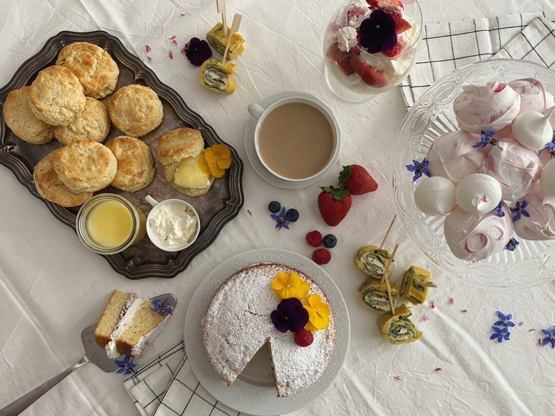 Afternoon Tea Kurse in der Kocheria